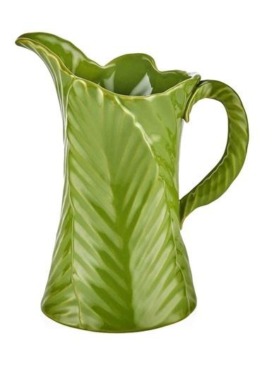 The Mia Vazo - 26 Cm Yeşil